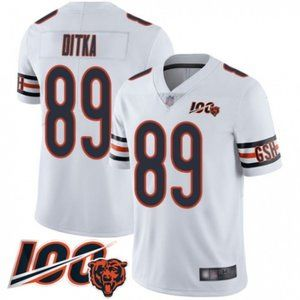 Chicago Bears Mike Ditka 100th Season Jersey